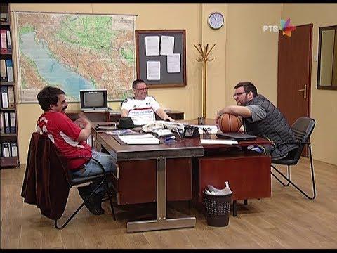 DRŽAVNI POSAO [HQ] - Ep.1008: Nebojša (14.02.2018.)