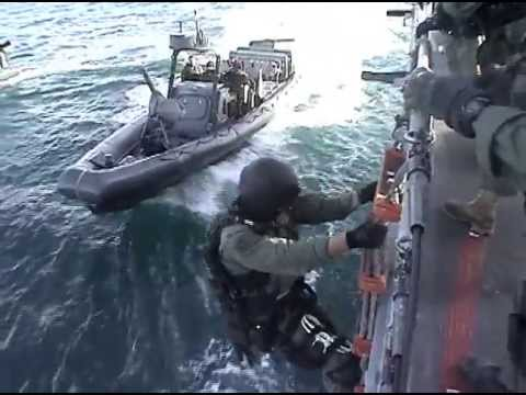 MilitaryTrainingCamp.com - Navy Seal Training at Sea