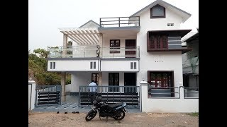 Posh New house for sale kerala affordable price 4.50cent 2350sqft 4bhk Close to Town