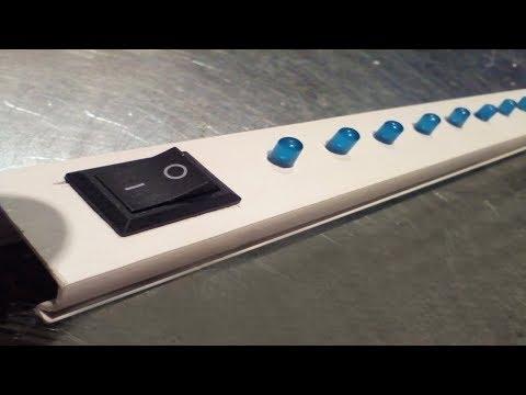 DIY regleta led USB (5 Voltios)-- DIY USB led strip (5Volt)