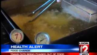 Health Alert: FDA Says Trans Fats Must Be Phased Out of Food