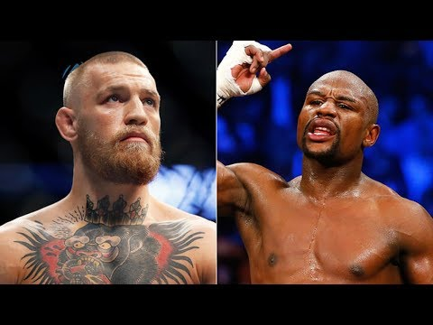 Conor McGregor & Floyd Mayweather FINALLY Set A Date For Fight!?!