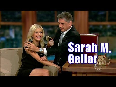 "Sarah Michelle Gellar - ""Treat Me Like A Lady - Only Appearance"