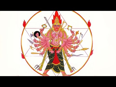 Sudarshana Ashtakam - Powerful Stotram - To Remove Evil Eye & To Overcome Sickness and Miseries