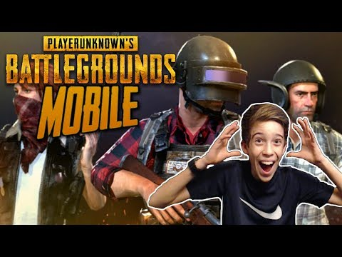 PUBG Mobile LIVESTREAM - PLAYING SQUADS w/BANANA MAN! Global Release NOW!