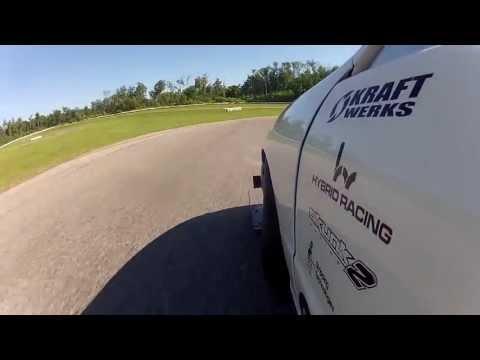 Teknotik Kraftwerks Powered ITR sets FWD Track Record driven by James Houghton