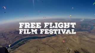 2015 USHPA Free Flight Film Festival TRAILER