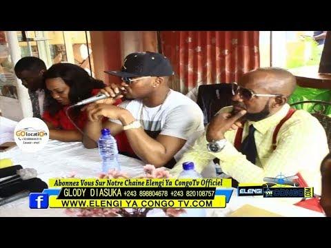 Charly Prince Crache En Plein Conference De Presse Ya DVD Mokonzi Ex Animateur  Ya Koffi Olomide