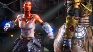 "HIGH TECH JACQUI IS SICK! - Mortal Kombat X ""High Tech"" Jacqui Briggs Gameplay (MKX Online Ranked)"