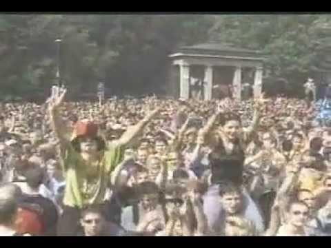 Paul van Dyk - For An Angel (OFFICIAL MUSIC VIDEO) 1994