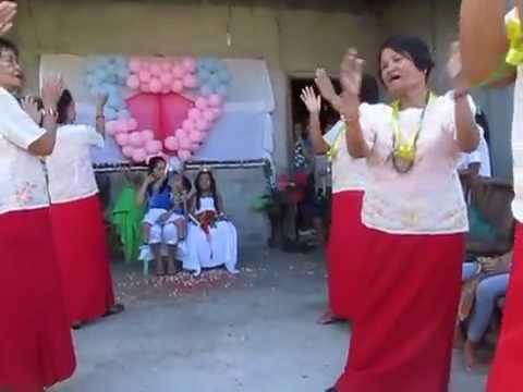 Tatay, Jaden & Angel's Party (Putong)