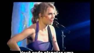 Repeat youtube video Last Kiss - Taylor Swift*legendado