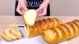 Տնական Հաց Домашний Хлеб Homemade Milk Bread Recipe