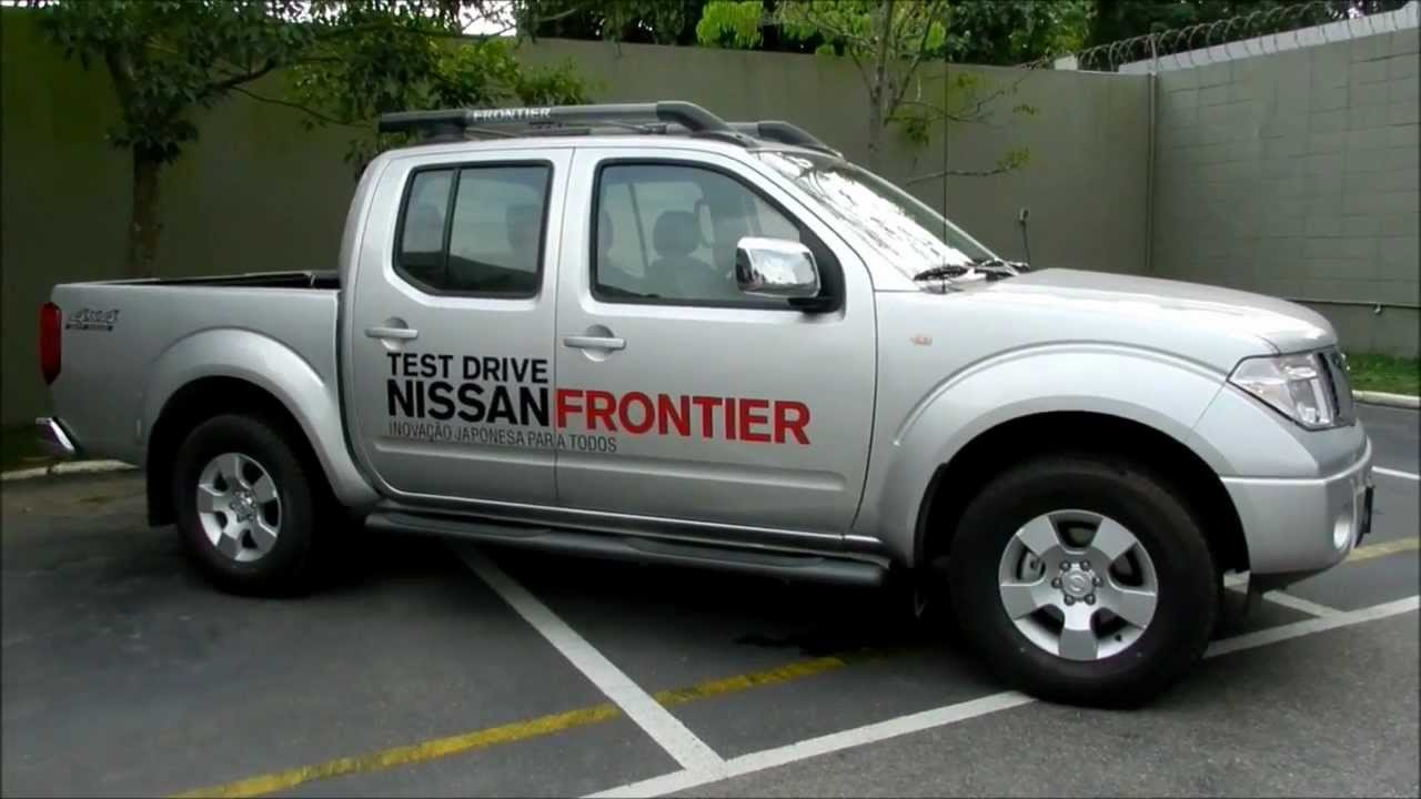 nissan frontier le 2 5l autom tico 2013 hd youtube. Black Bedroom Furniture Sets. Home Design Ideas