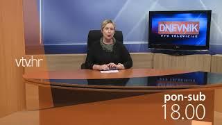 VTV Dnevnik najava 16. kolovoza 2019.
