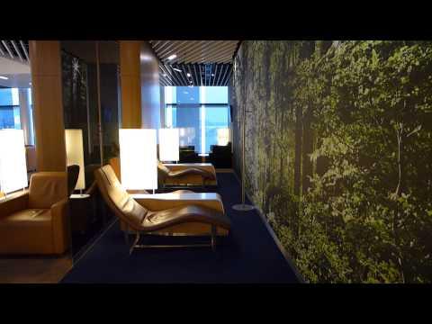 Lufthansa Senator (Star Gold) Lounge Frankfurt International Airport A50 Terminal 1