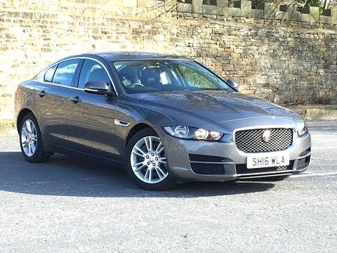 Jaguar XE 2.0D Prestige Auto for sale at Peter Watson Skipton Ltd