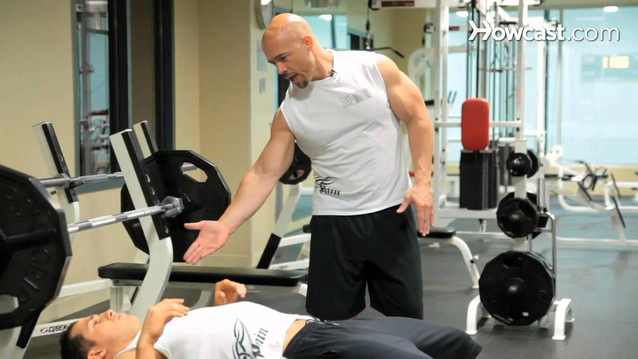 How To Bench Press Correctly | Bodybuilding