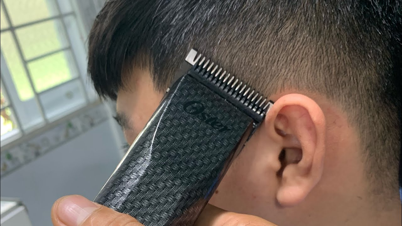 Hướng dẫn cắt tóc lắp CỬ ( Lưỡi Số ) trực tiếp – Nhanh và hiệu quả nhất