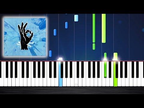 Ed Sheeran - Perfect - Piano Tutorial by PlutaX