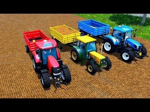 Tractorul pentru copii