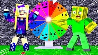 1 TAG LEBEN laut GLÜCKSRAD?! - Minecraft [Deutsch/HD]