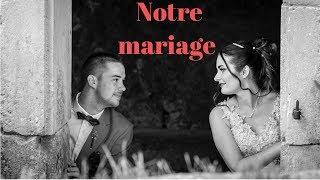 Notre mariage de M à E