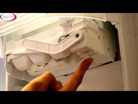 LG Service Academy EU - How to test the ice maker