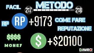 GTA 5 ONLINE | METODO PER GUADAGNARE SOLDI RP [attività]