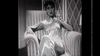 Dorothy Lamour sings 'Love is Like a Cigarette'