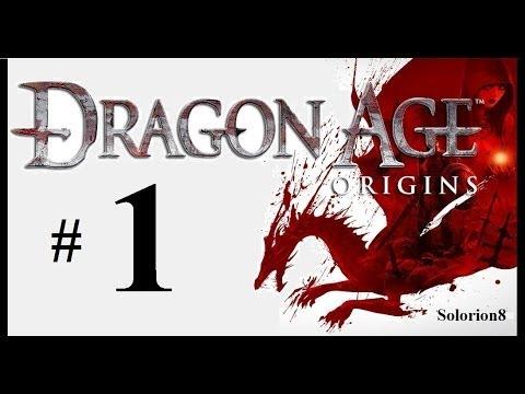 Dragon Age: Origins #1 | Primeros minutos | Walkthrough | Gameplay en español, comentado