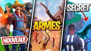 PRICE OF NEW SKINS, A TANK VÉHICULE - An ARC on FORTNITE! (Fortnite News)