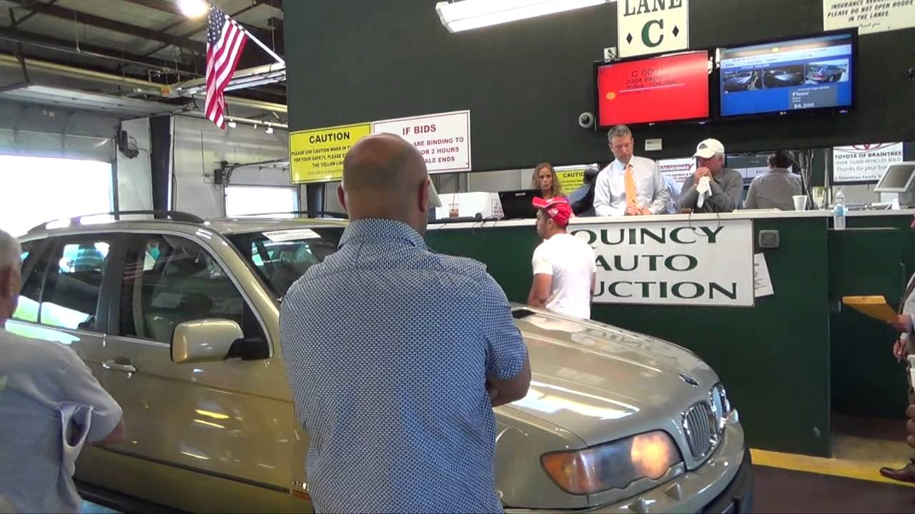 Quincy Auto Auction >> Monday Is Quincy Auto Auction Youtube