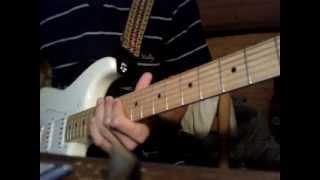 Jimi Hendrix - 1983... ( A Merman I Should Turn To Be) - Intro Guitar Cover