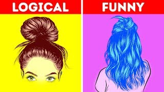 What Does Your Hair Say About Your Personality?
