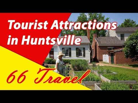 List 13 Tourist Attractions In Huntsville, Alabama | Travel To United States