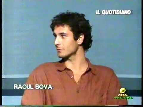Raoul Bova Young