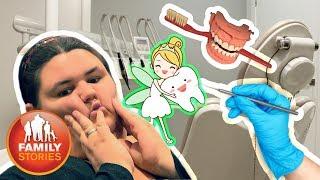 Neue Zähne, neues Glück |Volles Pfund Jasmine | Family Stories