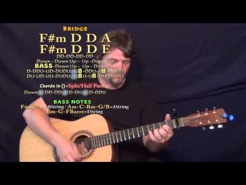 Beautiful Midnight In Harlem Guitar Chords Illustration - Basic ...