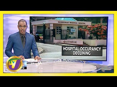 Covid-19 Hospital Levels Declining at MRH | TVJ News