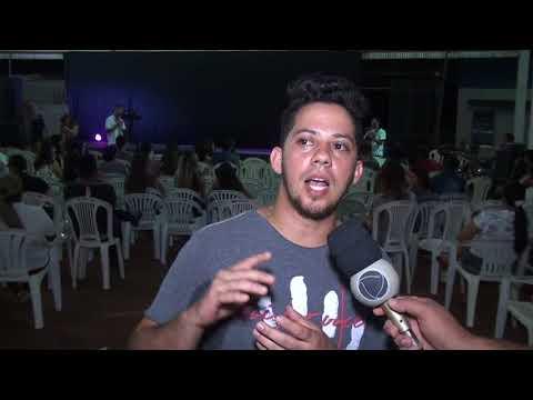 Líder do adolescentes da Igreja Assembleia de Deus de Madureira realiza o 3º Evangelizando com Arte