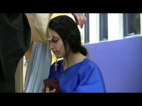 St Barbara story by Fersen Al Adra
