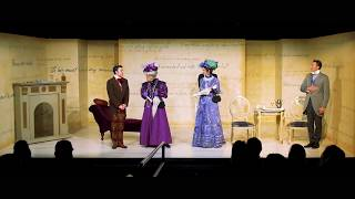 The Importance of Being Earnest, Full Play, three acts