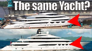 Is this the same SuperYacht?| 5 Minute Friday