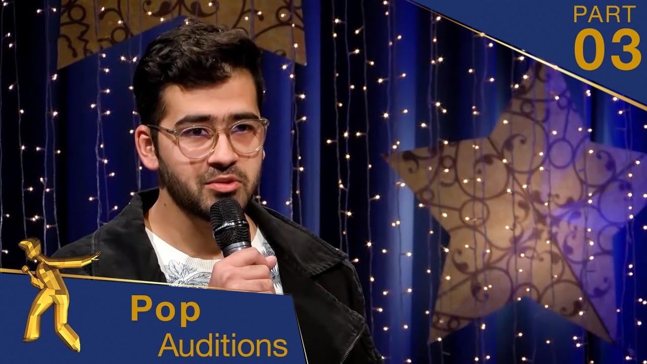 گزینش موسیقی پاپ - فصل پانزدهم ستاره افغان / Pop Music Auditions - Afghan Star S15 - Part 03