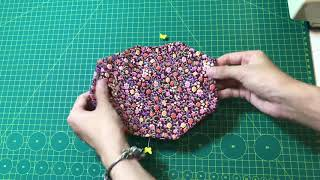 New design How to make a breathable mask Cloth face mask sewing tutorial DIY mask