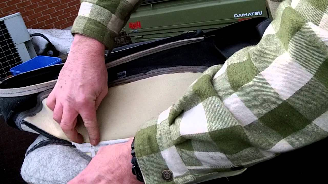 Mercedes Clk Leather Seatbottom Upholstery Removal Youtube