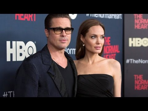 Angelina Jolie And Brad Pitt Are Getting Divorced