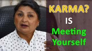 What is Karma? What You Sow + Time = What You Reap