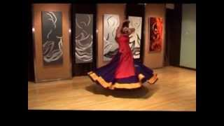 O Ri Chiraiya - Danced by Sejal Surendra Sood.mov